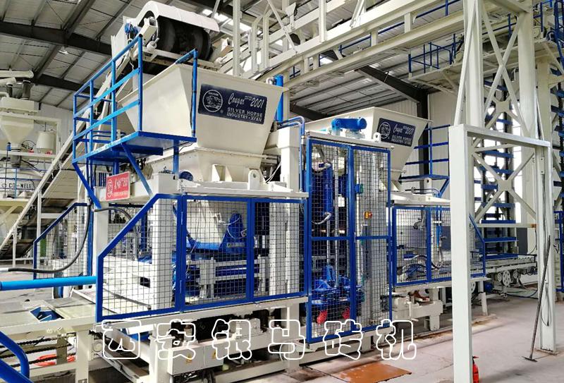 路沿石生产设备:透水砖机固废资源化需要技术与工艺的同步迈进!