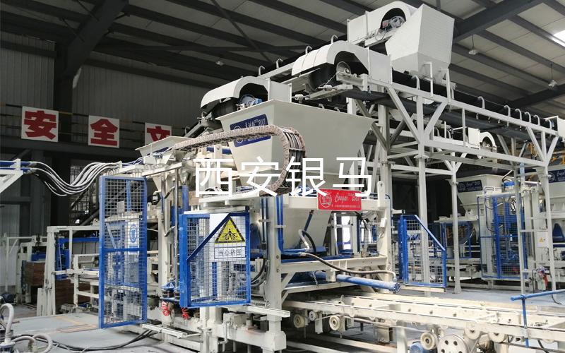 上马一条砖机生产线设备需要那些条件