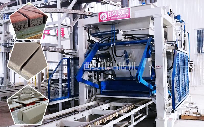 国家加大基建投入 多地砖机生产线设备进入满负荷生产