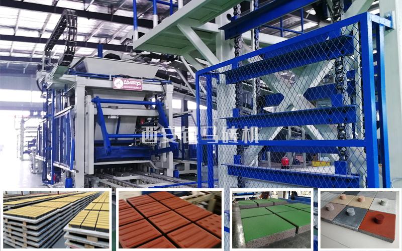 工业废渣制砖设备:为水工建筑、渠道防渗等工程提供高品质建材