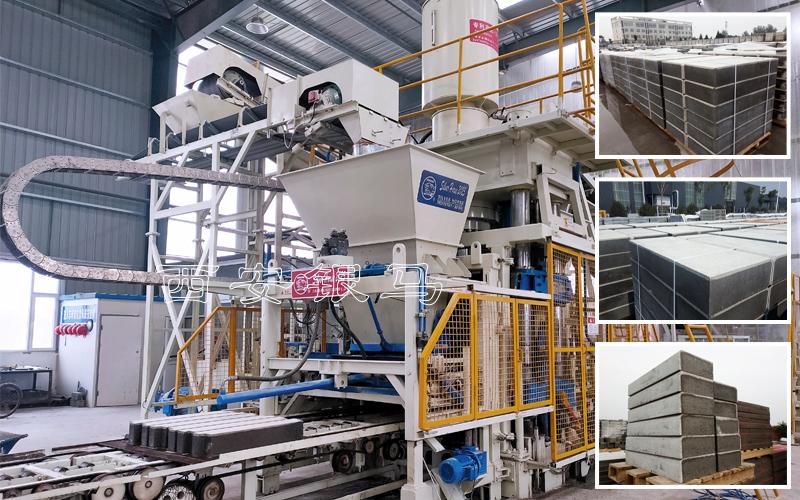 """全自动制砖机械:万亿市场""""蓝海""""展现壮美画卷"""