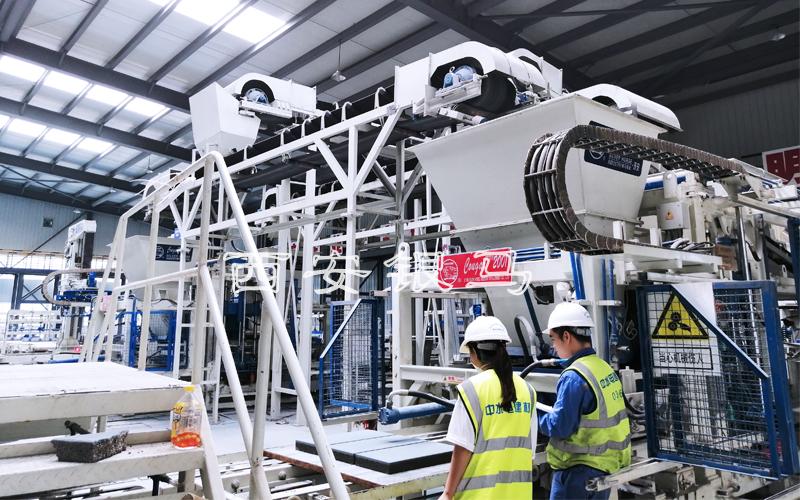大型全自动砖机:绿色矿山及黄河流域生态修复的国之重器