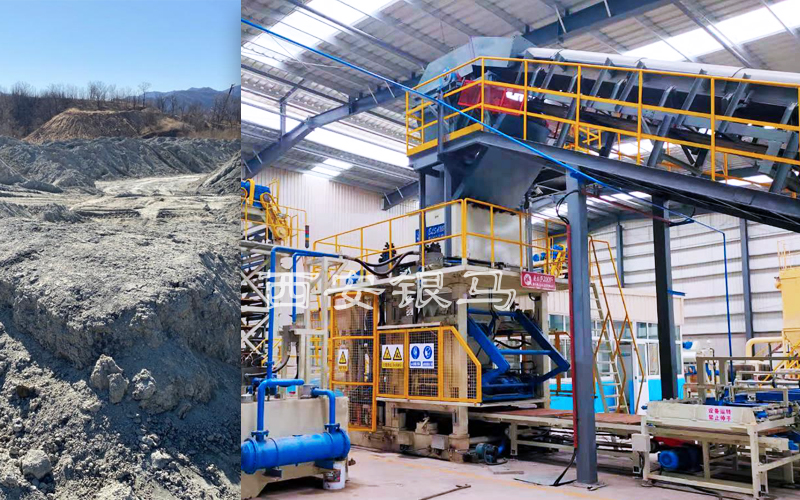 西安银马金矿尾砂制砖设备何以能跻身全球一流
