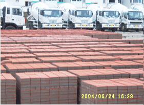 荷兰砖价格_新型透水砖机|透水砖机价格|透水砖机厂家-银马砖机官网