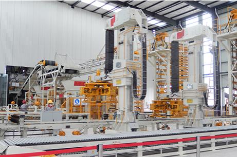 金沙9001mm平台建厂解决方案